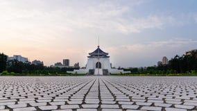 Dynamic Zoom / Crop Time-lapse of Chiang Kai-Shek Memorial Hall