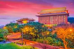 Taipei, Taiwan Landmarks Royalty Free Stock Photos