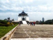 Chiang Kai Sek Memorial Hall,Taiwan stock photo