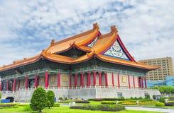 Taipei Taiwan National concert Hall stock images
