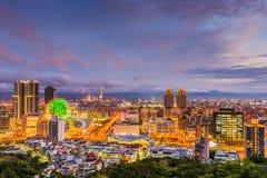 Taipei Taiwan Skyline Stock Image