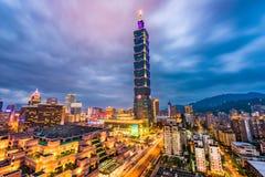 Taipei Taiwan Skyline Stock Photography