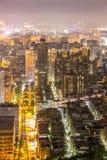 Taipei, Taiwan skylines Stock Photos
