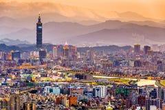 Taipei, Taiwan royalty free stock photography