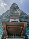 Taipei 101 Tower Royalty Free Stock Photography