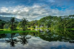Taiping Lake Garden Royalty Free Stock Image