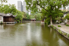Free Taiping Lake Site Inside The Presidential Palace In Nanjing, China Royalty Free Stock Images - 54706359