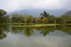 Taiping See Stockbild