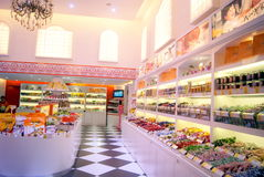 Taiping street in the candy store, changsha, china Stock Photography
