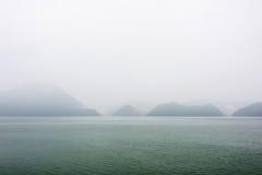 Taipingsmeer in de ochtend Stock Afbeelding
