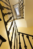 Taircase antique Royalty Free Stock Photography