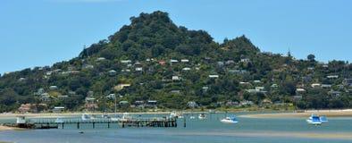 Tairua - New Zealand royalty free stock photo
