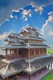 Tais Yais buddistiska tempel Royaltyfri Bild