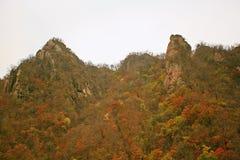 Taishan ocidental, Ruyang imagem de stock royalty free