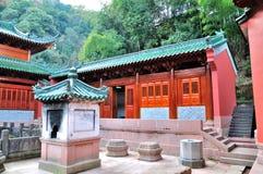 Taisu Taoist Temple Royalty Free Stock Images