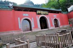 Taisu Taoist Temple Stock Photo
