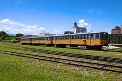 Taitung Railway Art Village,Taiwan. Stock Images