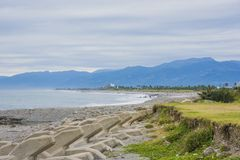 Taitung view. Taiwan`s fusion of many cultures,All are beautiful stock photography