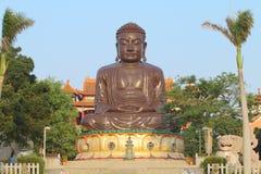 Taiwan: Acht Trigram-Berg Buddha Lizenzfreie Stockbilder