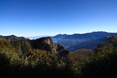 Taiwan - Alishan Royalty Free Stock Images
