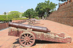 Taiwan : Anping Fort Stock Images
