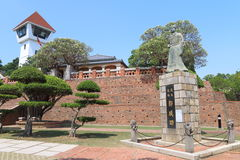 Taiwan : Anping Fort Royalty Free Stock Image