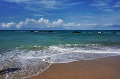 Taiwan Beach of Kenting National Park Royalty Free Stock Photography