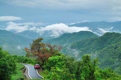 TAIWAN-Berg Stockbilder