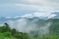 TAIWAN-Berg Lizenzfreies Stockbild