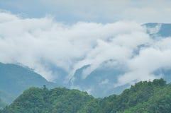 TAIWAN-Berg Lizenzfreie Stockfotografie