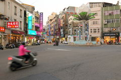 Taiwan : Changhua Royalty Free Stock Photo