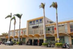 Taiwan: Changhua station Royaltyfri Bild
