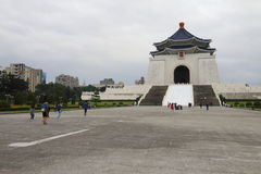 Taiwan: Chiang Kai Shek Memorial Hall nacional Imagem de Stock Royalty Free