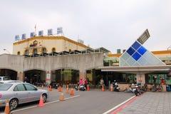 Taiwan : Chiayi Station Royalty Free Stock Photos