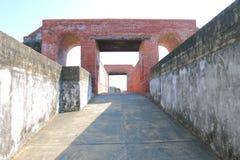 Taiwan : Cihou Fort Royalty Free Stock Photography