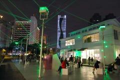 Taiwan: Cmp-Block-Museum von Künsten Stockfoto