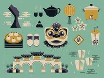 Taiwan culture Stock Photo