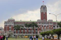 Taiwan det presidents- kontoret Royaltyfria Bilder