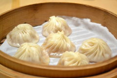 Taiwan dim sum Stock Photography