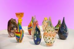 Taiwan Glass Art crafts Royalty Free Stock Photo
