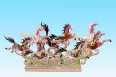 Taiwan Glass Art crafts Royalty Free Stock Image