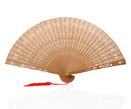 Taiwan Hand Fan Stock Photography