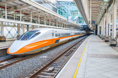 Taiwan High Speed Rail royalty free stock photography