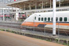 Taiwan High Speed Rail Station Stock Photos