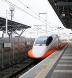 Taiwan-Hochgeschwindigkeitsschiene Tainan Lizenzfreie Stockbilder