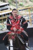 Taiwan horse show event Stock Photos