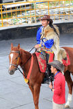 Taiwan horse show event Royalty Free Stock Photography