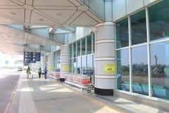 Taiwan : Kaohsiung International Airport Stock Photo