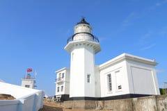 Taiwan: Kaohsiungs-Leuchtturm Lizenzfreie Stockbilder