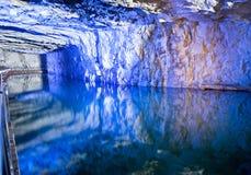 Taiwan Kinmen National Park- Zhaishan tunnel Stock Photography